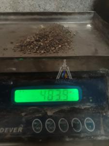 وزن نمونه