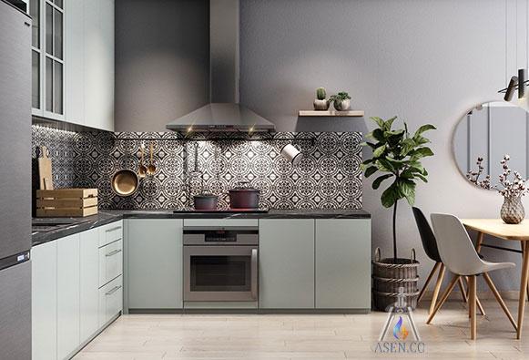 آشپزخانه L