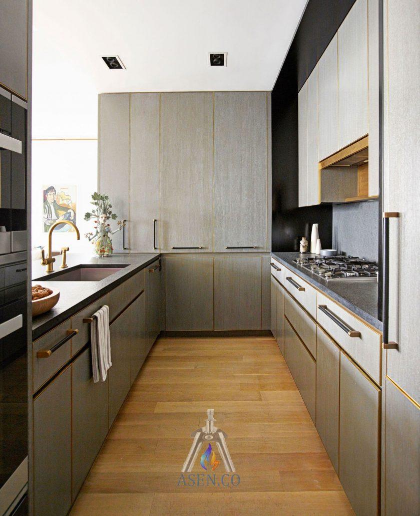آشپزخانه راهرویی