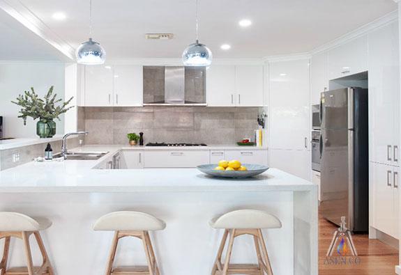 آشپزخانه U