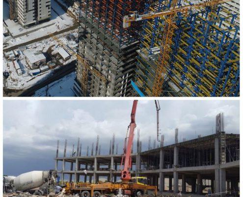 ساختمان فولادی